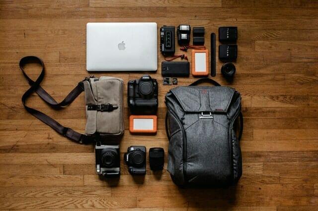 Quel sac à dos photo pour voyager ?