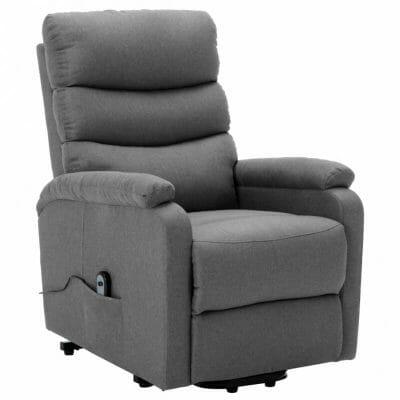 fauteuil inclinable avec poche